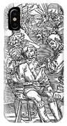 Battlefield Surgeon, 1540 IPhone Case