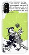 Baum: The Wizard Of Oz IPhone Case