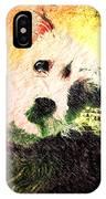 Baxter IPhone X Case