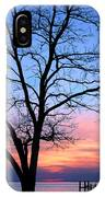 Bay Sunset IPhone Case