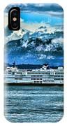 B.c. Ferries Hdr IPhone Case