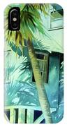 Beach Cottage IPhone Case