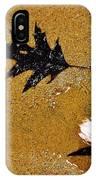 Beach Leafs IPhone Case