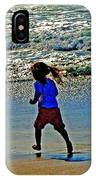 Beach Run IPhone Case