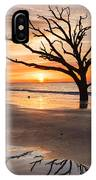 Awakening - Beach Sunrise IPhone Case