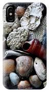 Beach Treasures IPhone Case