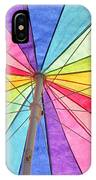 Beach Umbrella 2 IPhone Case