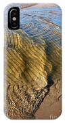 Beach Wave Pattern. IPhone Case