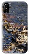 Beach With Stones IPhone Case
