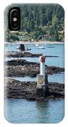 Beacon At Snug Cove IPhone Case