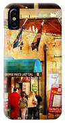 Beale Street IPhone Case