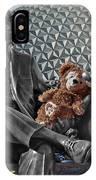 Bear And His Mentors Walt Disney World 04 IPhone Case