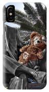 Bear And His Mentors Walt Disney World 06 IPhone Case