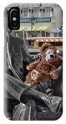 Bear And His Mentors Walt Disney World 07 IPhone Case