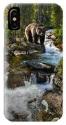 Bear Necessity IPhone Case