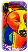 Bear Pop Art IPhone Case