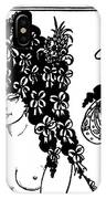 Beardsley Lysistrata, 1896 IPhone Case
