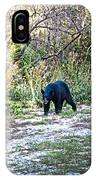Bearly Stroll IPhone Case