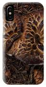 Beartooth Mountain Mushrooms   #9142 IPhone Case