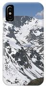 Beartooth Wilderness IPhone Case