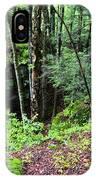Beartown Rocks State Park IPhone Case