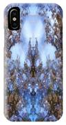 Beast In The Sacred Forest IPhone Case