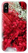 Beauitful Roses And Lingerie IPhone Case