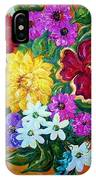 Beauties In Bloom IPhone Case