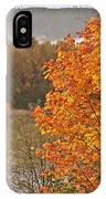 Beautiful Autumn Gold Art Prints IPhone Case