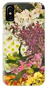 Beautiful Blooms IPhone Case