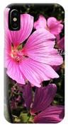Beautiful Blossom 2 IPhone Case