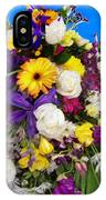 Beautiful Bouquet Of Flowers IPhone Case