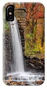 Beautiful Cascading Waterfall IPhone Case