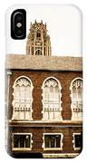 Beautiful Chicago Structures 3 IPhone Case