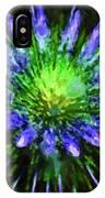 Beautiful Colorful Holiday Fireworks 1 IPhone Case