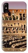 Beautiful Colosseum Rome IPhone Case