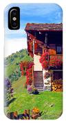 Beautiful Cottage IPhone Case