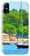 Beautiful Day For Sailing IPhone Case