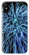 Beautiful Fireworks 13 IPhone Case