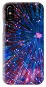 Beautiful Fireworks  2 IPhone Case