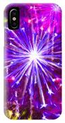 Beautiful Fireworks  6 IPhone Case