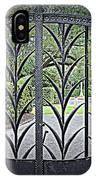Beautiful Gate IPhone Case