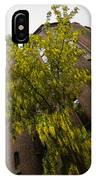 Beautiful Golden Chain Tree In Full Bloom IPhone Case