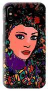 Beautiful Gypsy IPhone Case