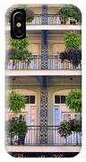 Beautiful Hotel In New Orleans IPhone Case