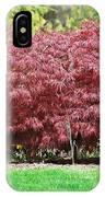 Beautiful Japanese Maple IPhone Case