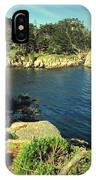 Beautiful Monterey Bay From Point Lobos IPhone Case