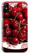 Beautiful Prosser Cherries IPhone Case