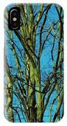Beautiful Turquoise Sky IPhone Case