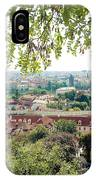 Beautiful View Of Prague IPhone Case